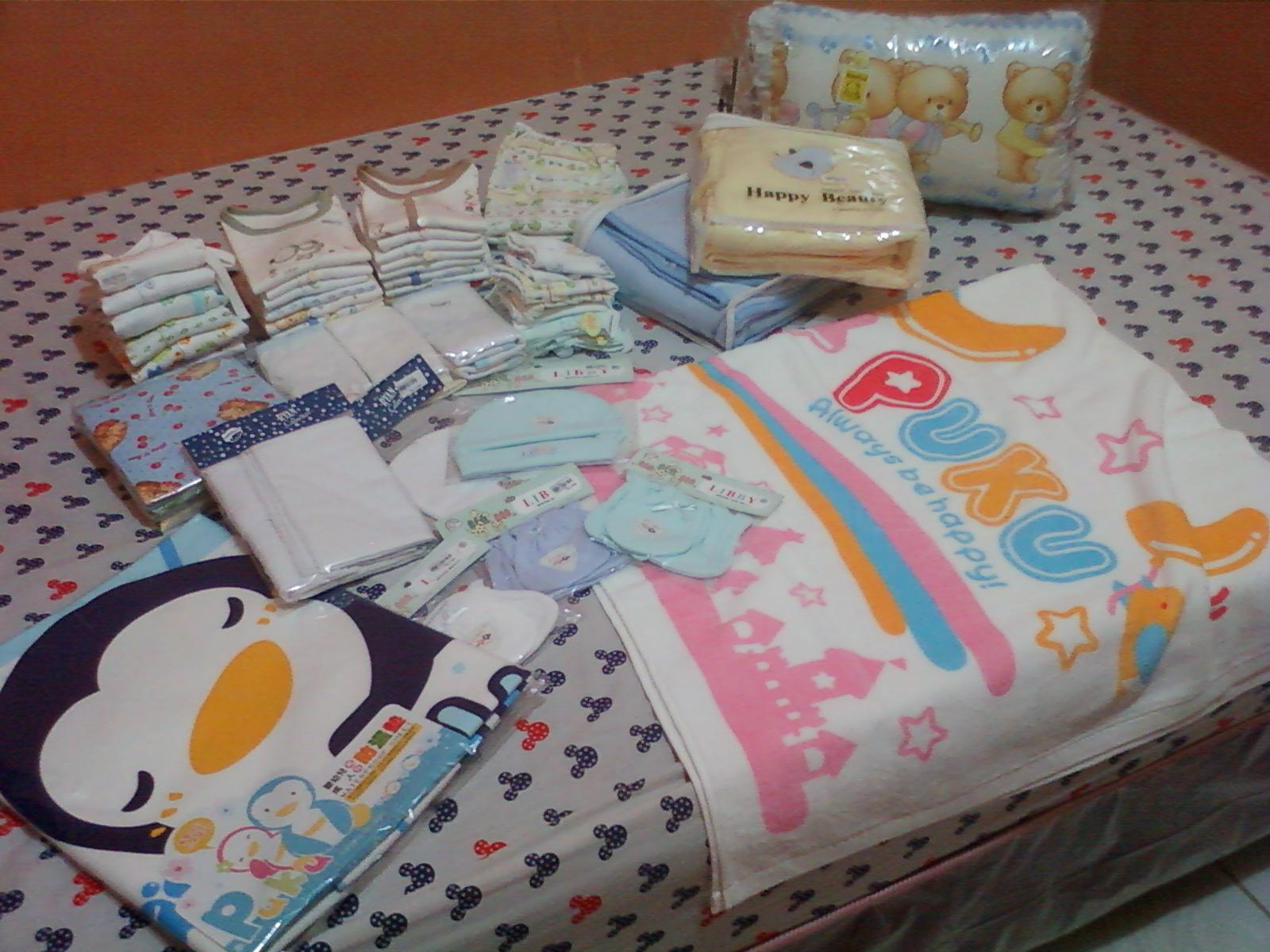 9.Tips Menyiapkan Perlengkapan Bayi