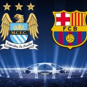 Barcelona memastikan diri untuk melaju ke babak perempat final Liga Champions setelah menang 1-0 atas Manchester