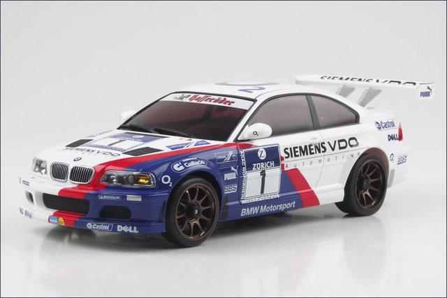 Modifikasi dari BMW M3 GT2 R