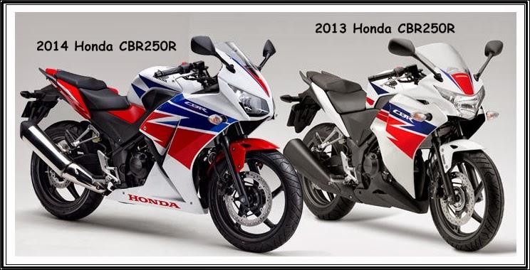 Spesifikasi Honda CBR 250R