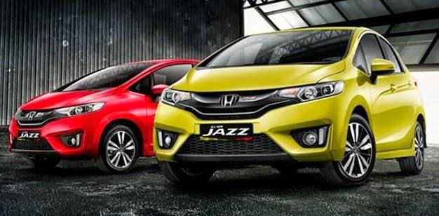 Spesifikasi dan Kelebihan Honda Jazz