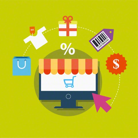 Bisnis Online Shop Syariah