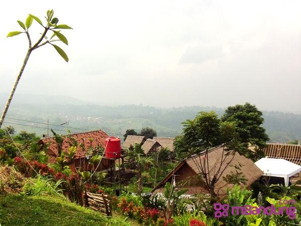 Wisata alam di kota Bandung