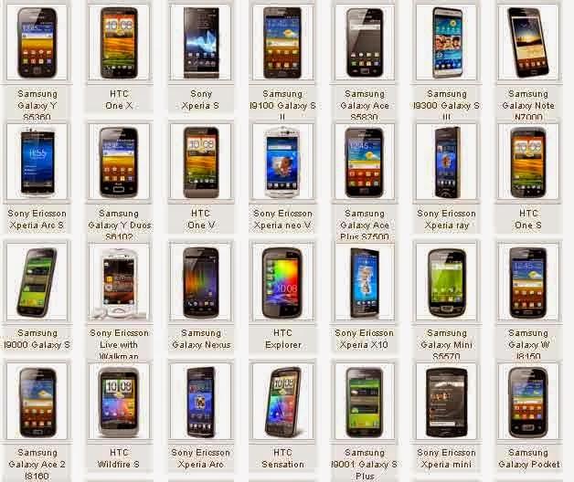 Harga Smartphone Terbaru