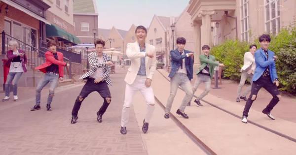 Pada tanggal 16 Sepetember lalu, Boy Band yang beranggotakan Leuteuk, Shindong, Heechul, Yesung, Kangin, Sungmin, Eunhyuk, Donghae, Kyuhyun, Siwon, dan Ryeowook. baru saja merilis album teranyar mereka yang berjudul Magic.