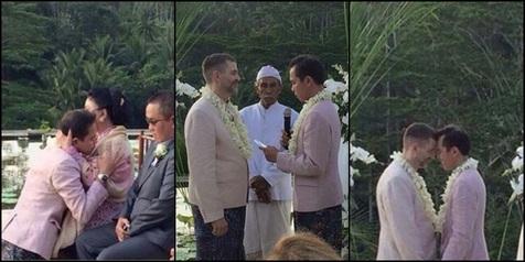 pernikahan sejenisi Bali