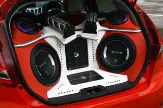 Accessories Mobil Audio