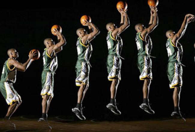 Shooting, Teknik Bermain Bola Basket Penting