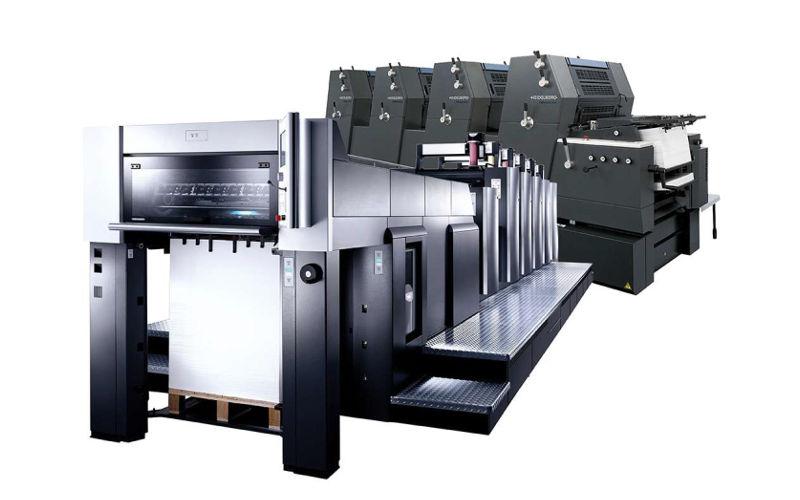 Bagaimana Offset Printing di Indonesia