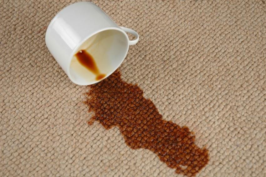 4 Noda Karpet yang Paling Sulit Dibersihkan