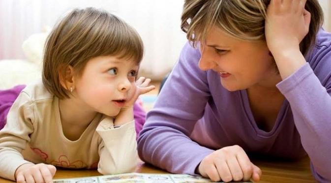 mendidik anak