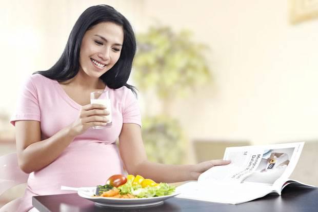 makanan sehat untuk janin