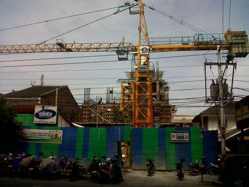 Rental Tower Crane Murah Dan Berkualitas