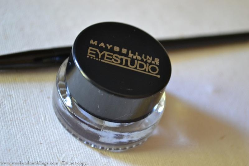eyeliner maybeline