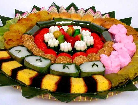 Kue Tradisional Indonesia
