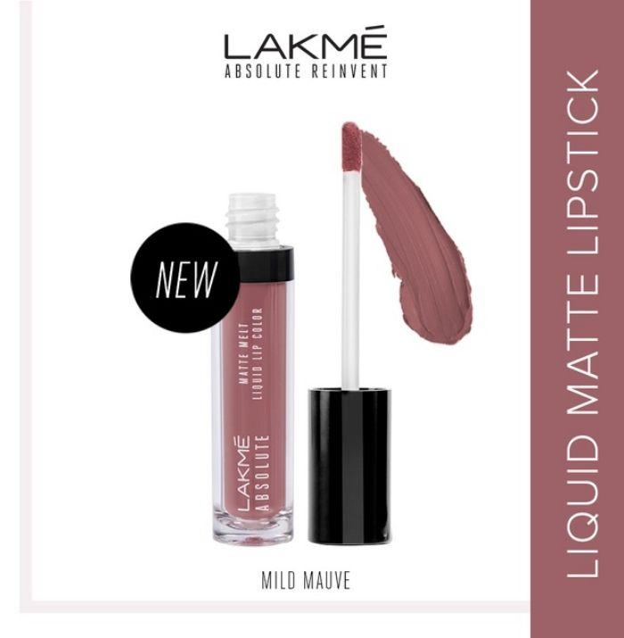 lipstick warna mauve