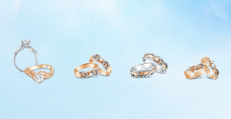 Model Cincin Berlian