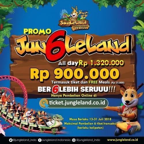 jungleland promo