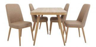 beli meja makan kayu