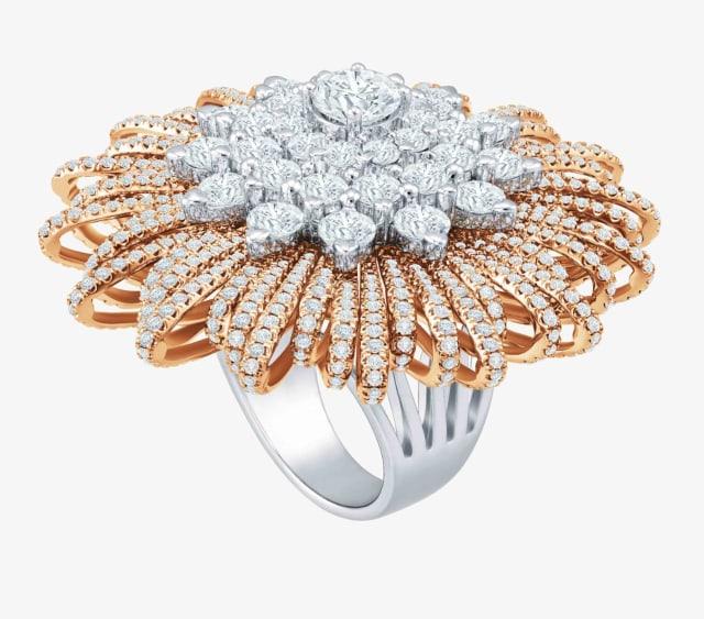 Cincin berlian asli