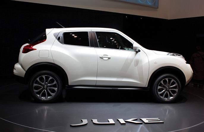 varian Nissan Juke 2015