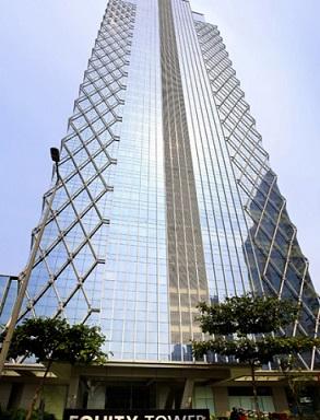 Equity Tower SCBD Sudirman