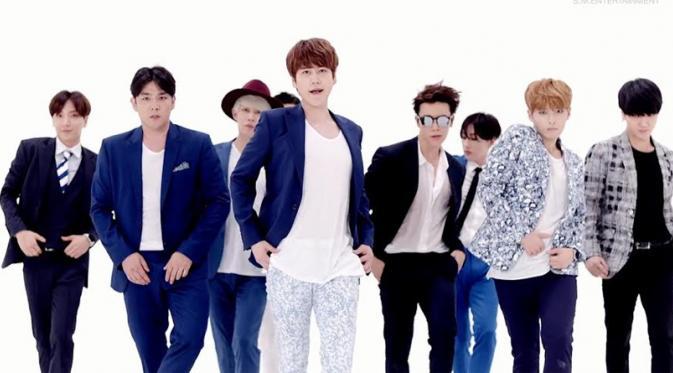 Magic. Terbaru dari Super Junior!