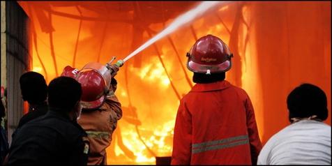 Penanak Nasi Lupa Dicabut, Kebakaran Hotel Mekkah Pun Terjadi