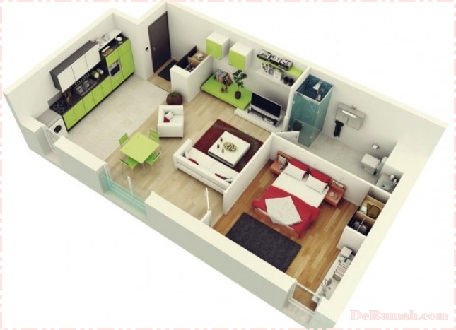 Tips Menentukan Konsep Rumah Minimalis