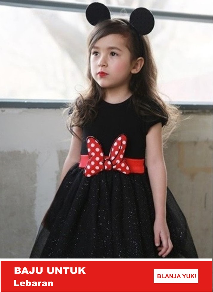 baju lebaran anak perempuan