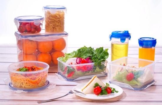 Wadah Plastik Untuk Makanan Dapat Tambah Berat Badan