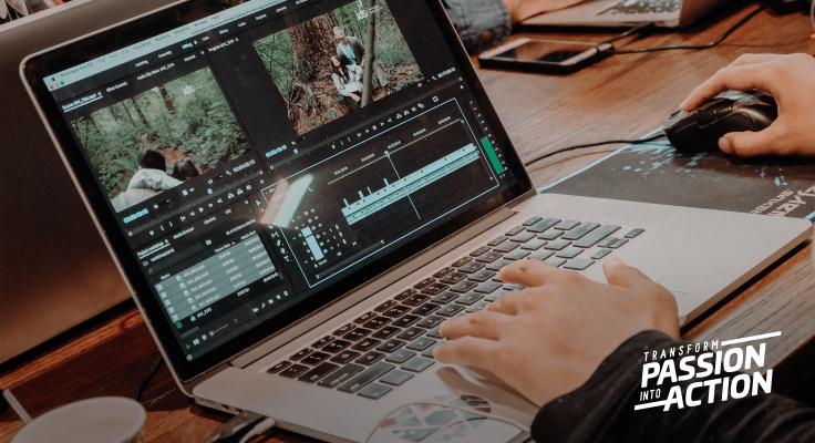 Sekolah video editing