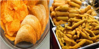 Usaha Pembuatan Makanan Ringan
