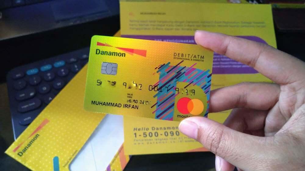 tarik tunai kartu kredit